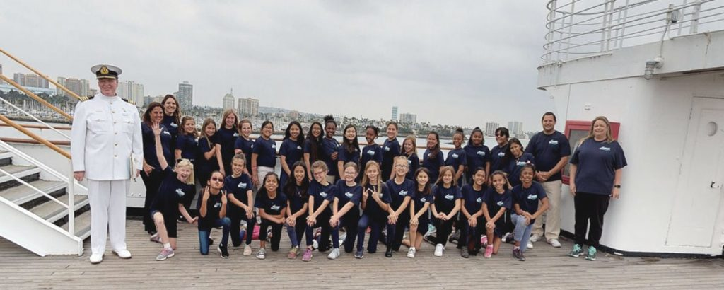 Prisk Students in Queen Mary